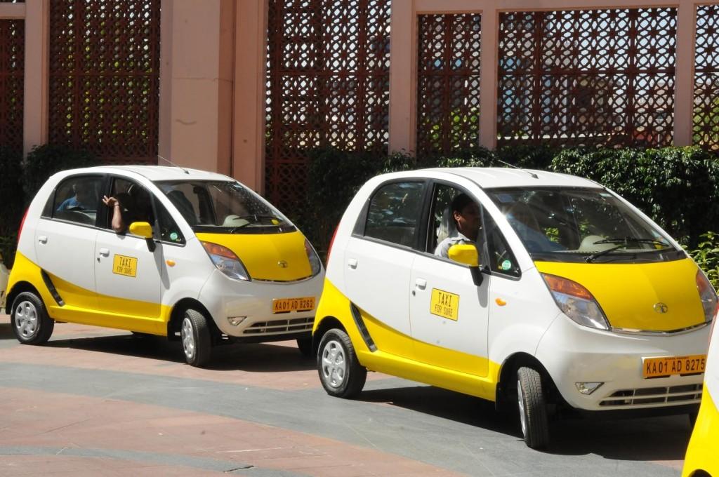 TaxiForSure-Nano