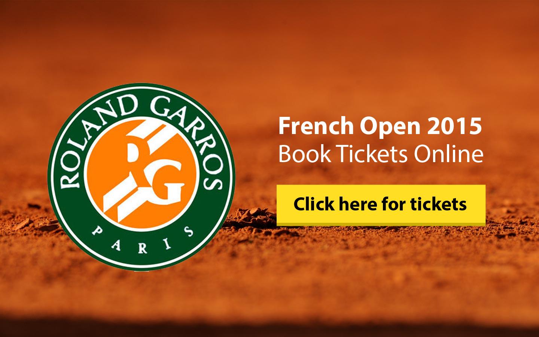 Roland Garros Dates 2015