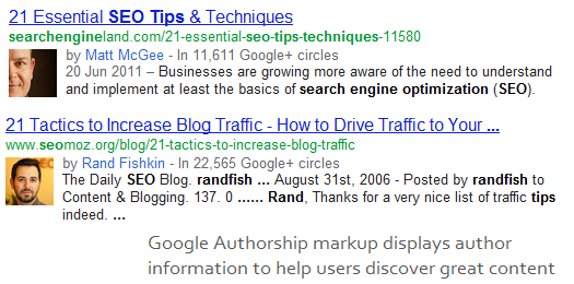 google-authorship-markup