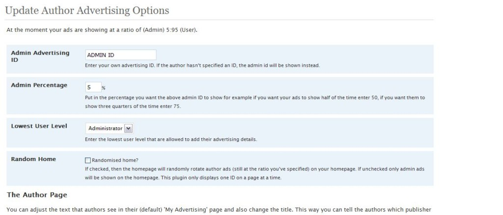 author-advertising-wordpress-plugin