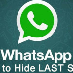 How to Hide Last Seen on Your WhatsApp Application