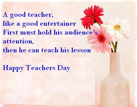 Happy Teachers Day messages