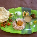 Happy Onam Sadya 2014