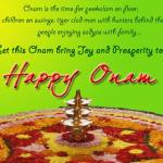 **BEST** 10 Beautiful Happy Onam Wishes for 2016