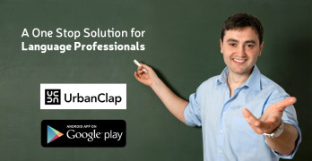 UrbanClap – A One Stop Solution for Language Professionals