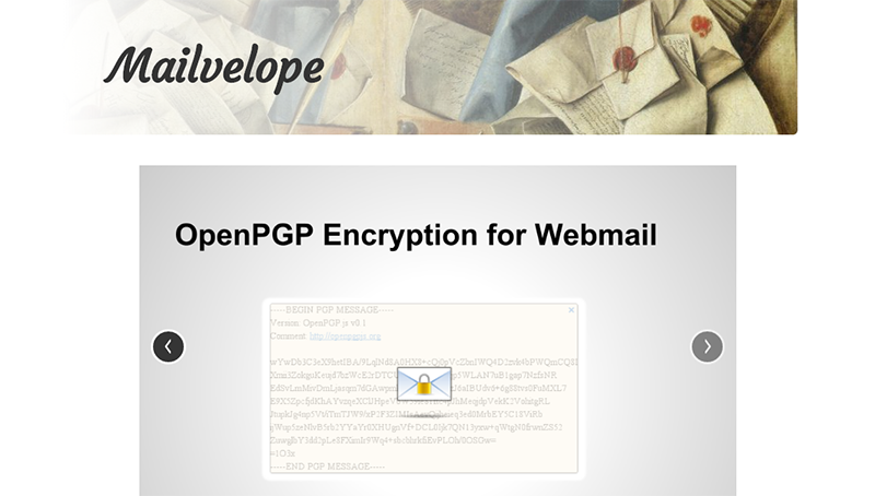 mailvelope-email-security